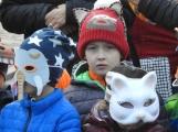 Děti z mateřinek roztančily náměstí (9)