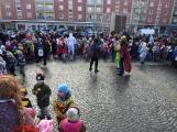 Děti z mateřinek roztančily náměstí (26)