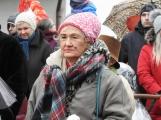 Fotogalerie: Bohutínem prošel masopustní průvod (12)