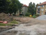 První etapa rekonstrukce 28. října se blíží ke konci, hotovo má být do 3. srpna (2)