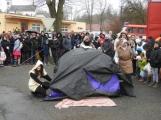 Fotogalerie: Bohutínem prošel masopustní průvod (27)