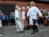 Hornické muzeum oslavilo svůj masopust (42)