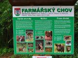 Ve Skorotíně nedaleko Příbrami byla otevřena obora se zvířaty (1)