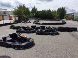 Příbramské motokáry za sebou mají první závod letní ligy ()