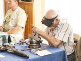 Výstavu nožů v Příbrami navštívily tisíce diváků ()