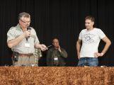 Výstavu nožů v Příbrami navštívily tisíce diváků (5)