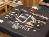 Výstavu nožů v Příbrami navštívily tisíce diváků (4)
