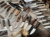 Výstavu nožů v Příbrami navštívily tisíce diváků (3)