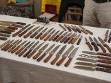 Výstavu nožů v Příbrami navštívily tisíce diváků (1)