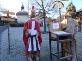 Betlém v Čenkově obsahuje už 53 figur, navštívit ho můžete až do 8. ledna ()