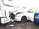 Silnici u Rožmitálu uzavřela hromadná nehoda ()