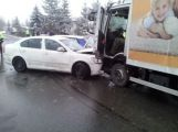Silnici u Rožmitálu uzavřela hromadná nehoda (4)