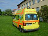 Hasiči ze Zalužan ráno evakuovali žáky ze školy v Chrašticích (3)