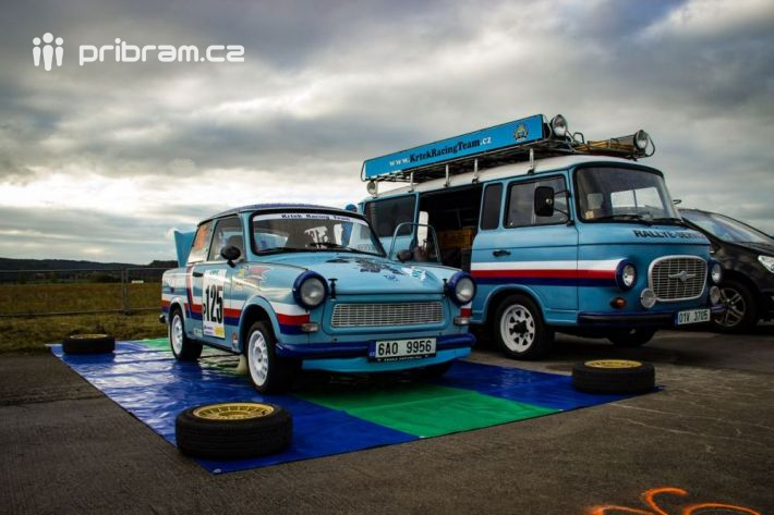Na 38. SVK Rally Příbram jste závodili s …
