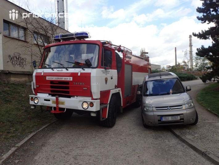Vrámci akce pátek 13. – Den požární …