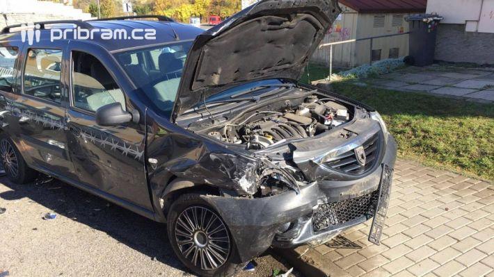 Dopravní nehoda se zraněním osob momentálně …