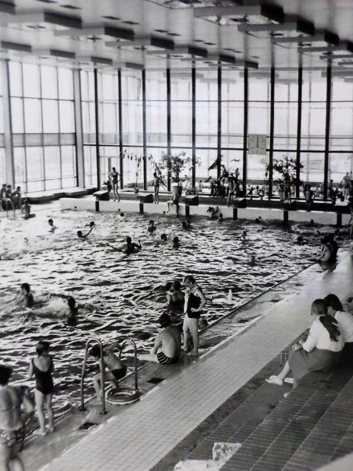 Na začátku všeho byla TĚREZA Aquapark Příbram …