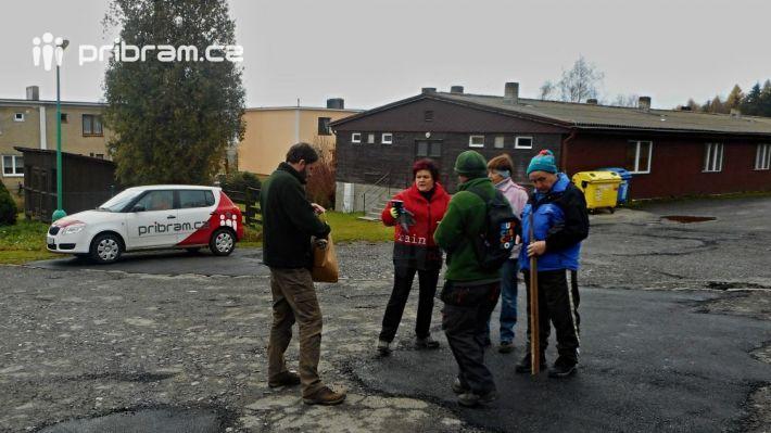 V Nepomuku jsme u Lesní správy obdrželi nejen …