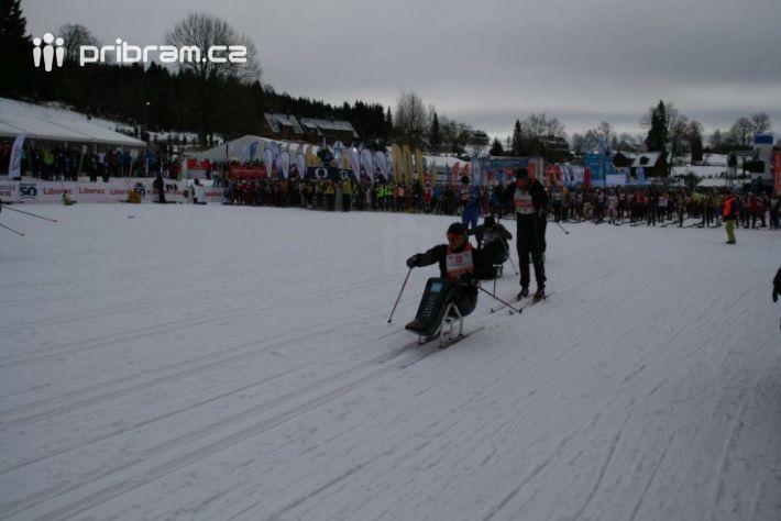 Jaké byly sněhové podmínky a první kilometry …