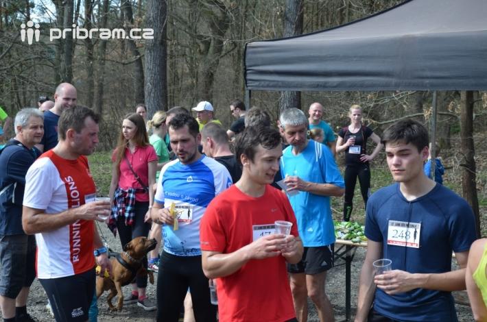 Závod vpodobě dvou běhů pro zdraví …