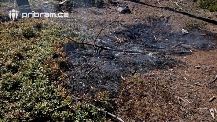 Je jasné, že ani oheň na Malém Toku nevznikl …