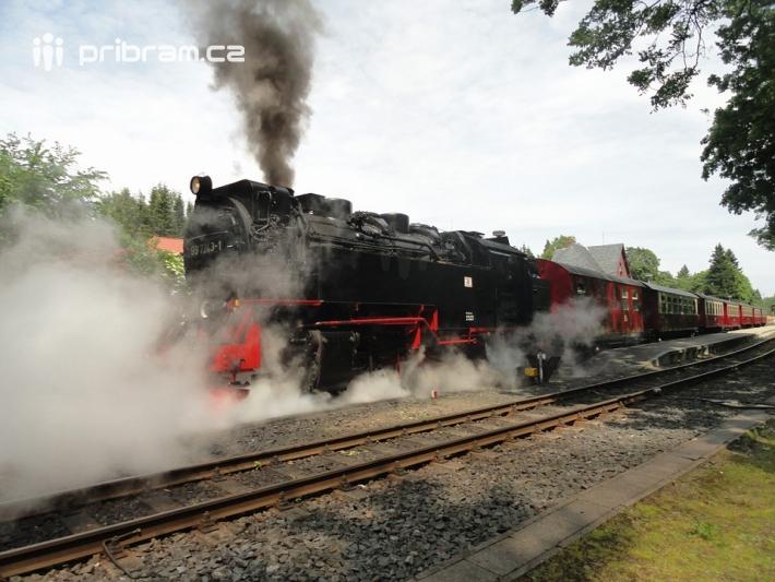 Jízdy zvláštních parních vlaků u příležitosti …