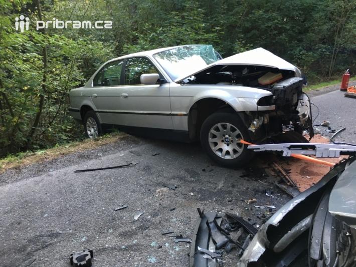 Vážná dopravní nehoda momentálně zcela …