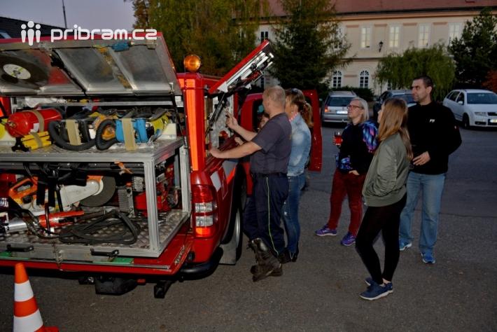 Kolik má SDH Březové hory mladých hasičů, kdo …