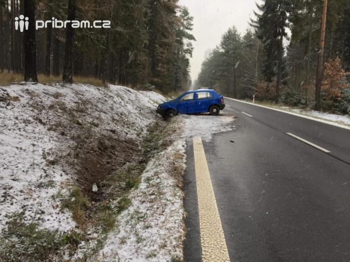 K první dopravní nehodě vyjížděli dopravní …