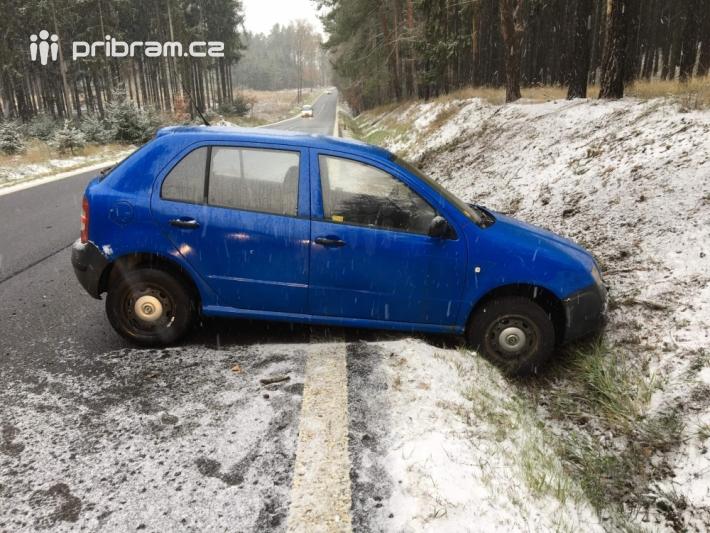 Dopravní nehoda Višňová - Obory