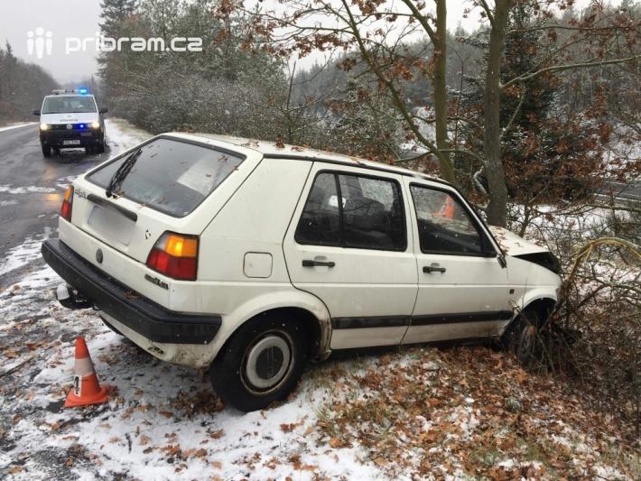 Dopravní nehoda Voznice