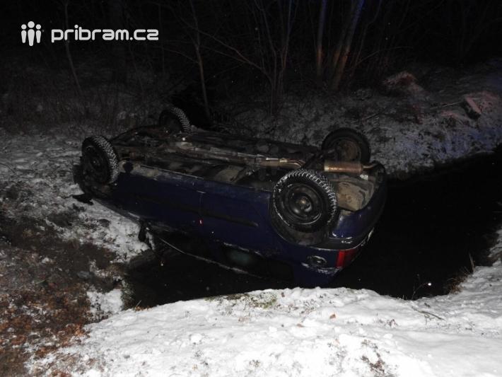 K další dopravní nehodě vyjížděli hasiči k …