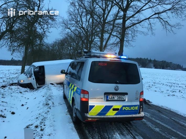 Dopravní nehoda momentálně komplikuje provoz …