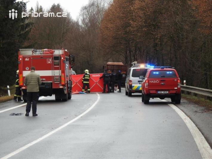 Vážná dopravní nehoda se stala před několika …
