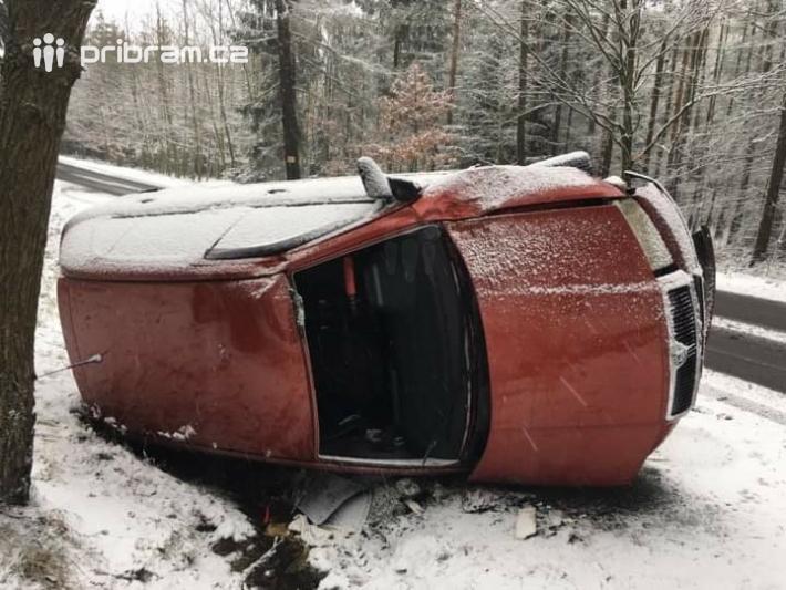 Dopravní nehoda - na silnici 174 u obce …