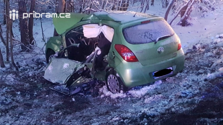 Dopravní nehoda - Kardavec