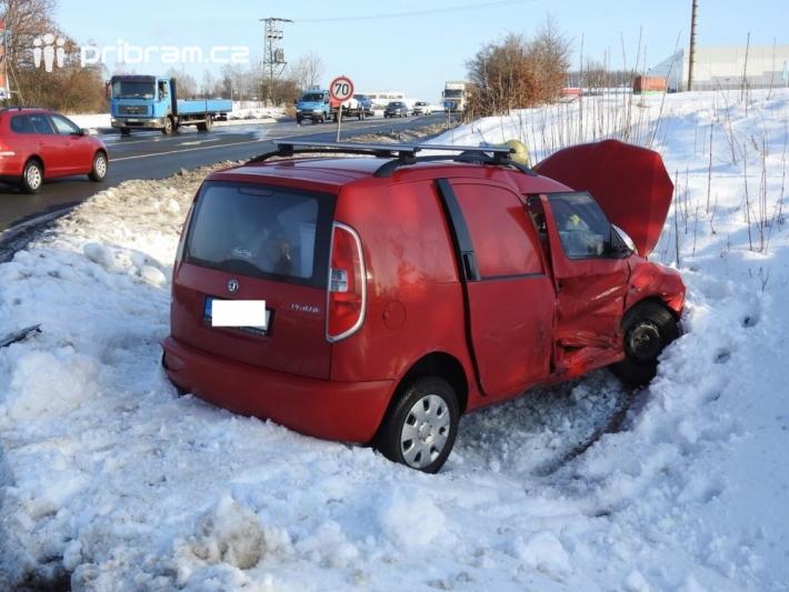 K dopravní nehodě povolal operační důstojník …