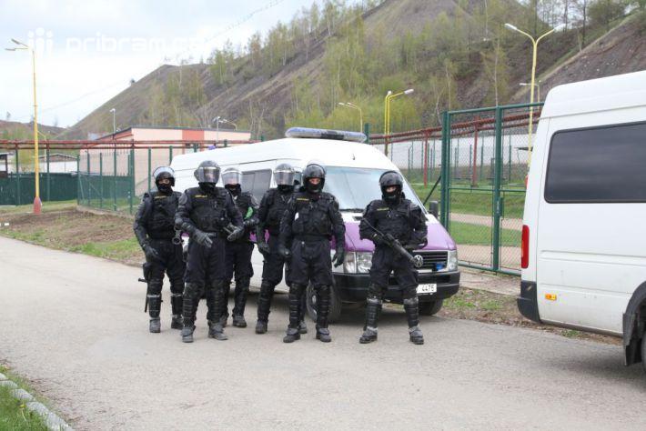 Ve věznici Bytíz proběhl ve středu 19. dubna …