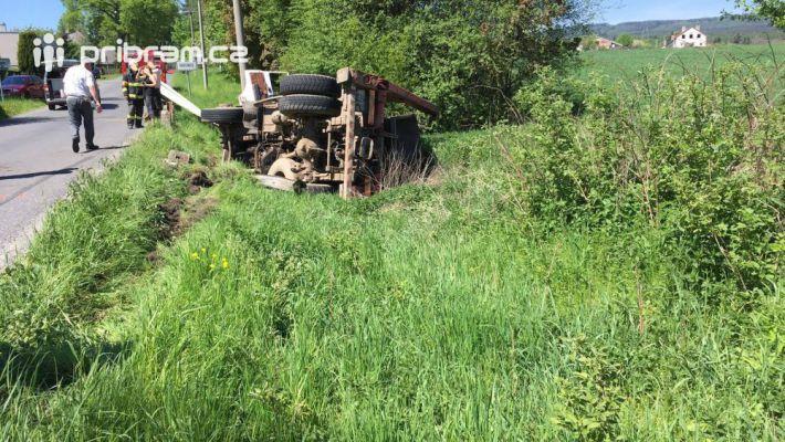 Vážná dopravní nehoda aktuálně zastavila …