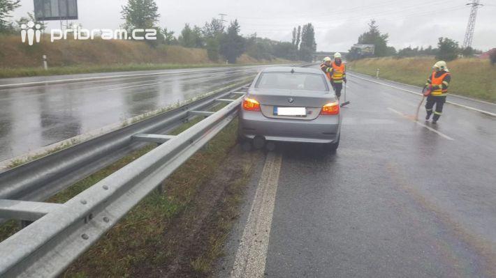 Aktuálně projíždějte opatrně po dálnici D4 ve …
