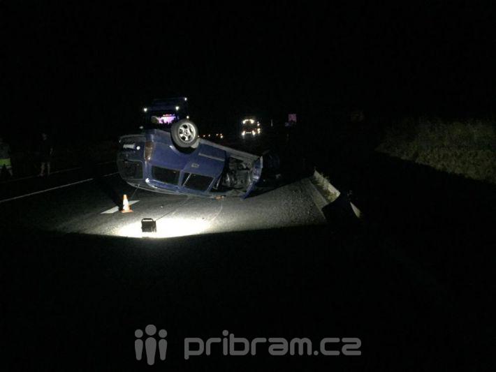 K vážné dopravní nehodě došlo včera po 23 …