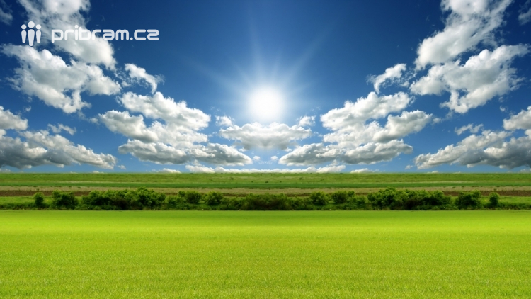 Meteorologové hlásí: Připravte se na vedro dosahující letních teplot, zakaboní se až v sobotu