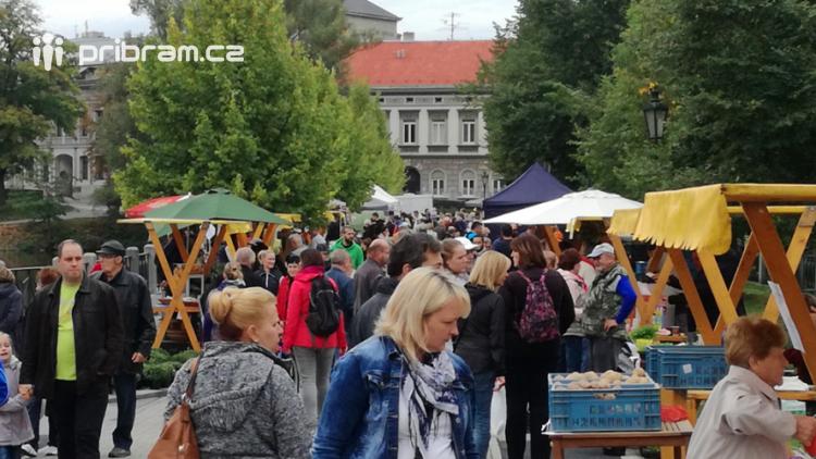 Zítřejší trh najdete na náměstí T. G. Masaryka