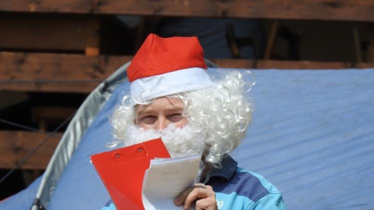 Na Dubenci oslavili Vánoce ve velkém