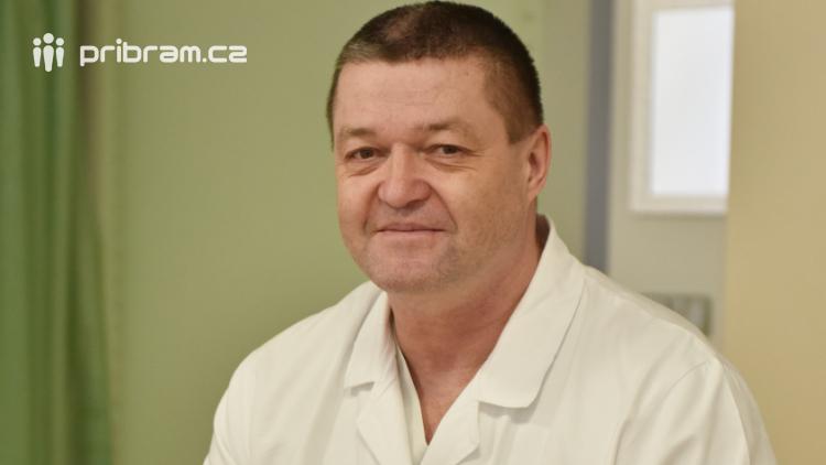 Primář chirurgického oddělení: Spektrum našich operací se velmi blíží pražským pracovištím