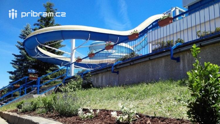 Tobogány v Aquaparku jsou opět mimo provoz