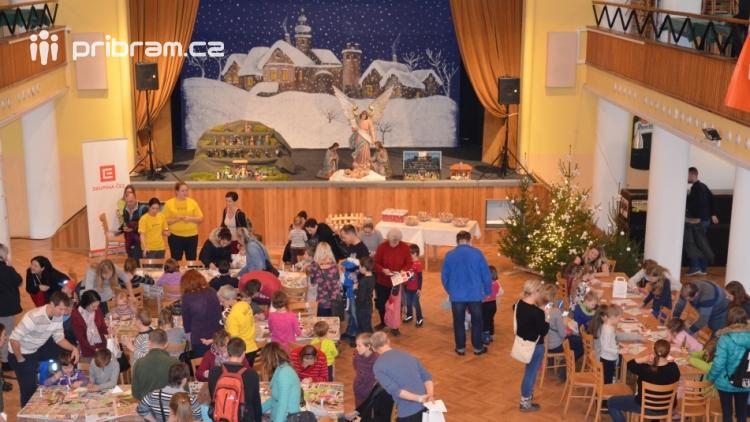 Příbramské divadlo se proměnilo ve vánoční pohádku