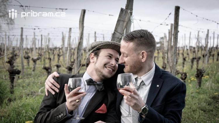 Sňatky homosexuálů? Žádný problém, míní Příbramané