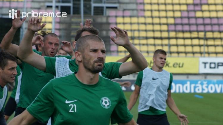 Příprava fotbalistů 1.FK na jarní část Fortuna:Ligu běží v plném proudu