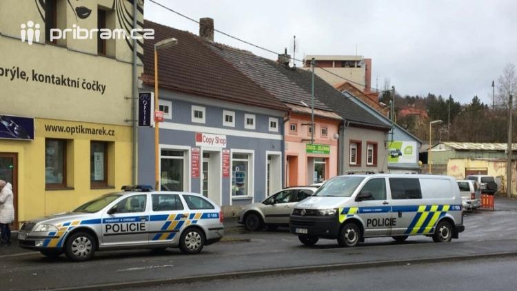 Pivnice na Rynečku byla v obležení policistů